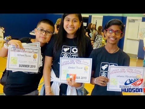 Union City STEM Camp inspires next generation of outstanding innovators