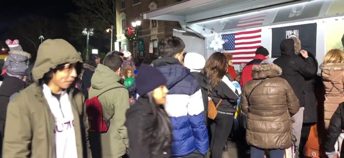 Thousands celebrate the season at Winterfest