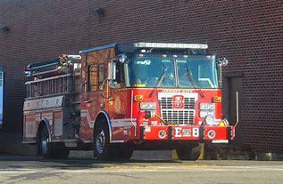 Jersey City Fire Truck
