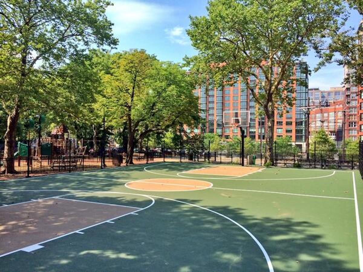 Hoboken To Re Open Basketball Courts Yoga Pilates Studios Hudson Tv