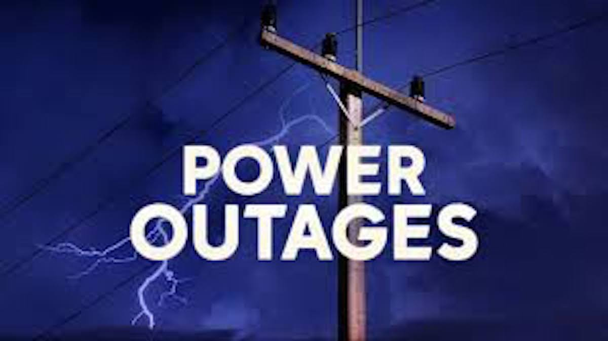 Power Outage in Section of Ward A in Jersey City Sunday Morning - Hudson TV